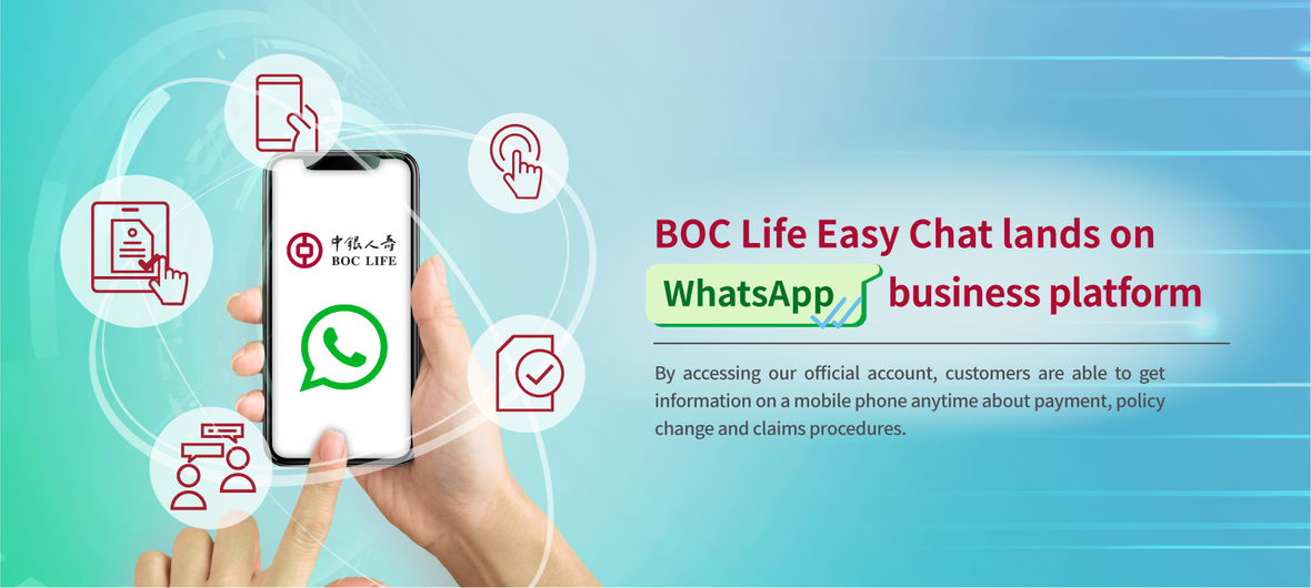 BOC Life Easy Chat lands on WhatsApp business platform