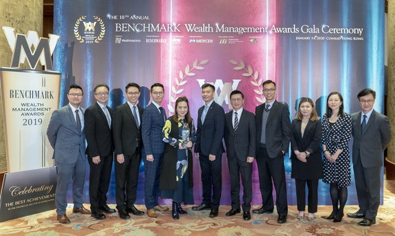 2019 BENCHMARK Wealth Management Award: Client Support - Best-In-Class