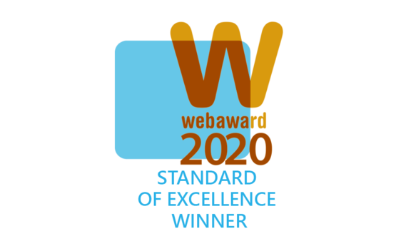 BOC Life Scooped Standard of Excellence in WebAward 2020